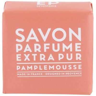 カンパニードプロバンス EXP マルセイユソープ ピンクグレープフルーツ 100g(全身用石けん・フランス製・新鮮な柑橘系の香り)