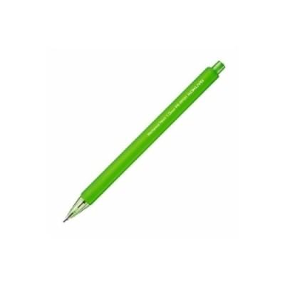 コクヨ 鉛筆シャープ フローズンカラー 芯径1.3mm 黄緑 PS-FP101YG-1P 2個セット