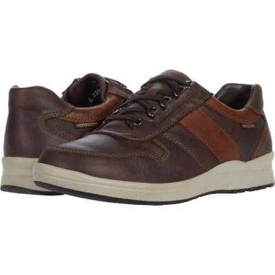 メフィスト Mephisto メンズ シューズ・靴 Valerian Dark Brown Nevada