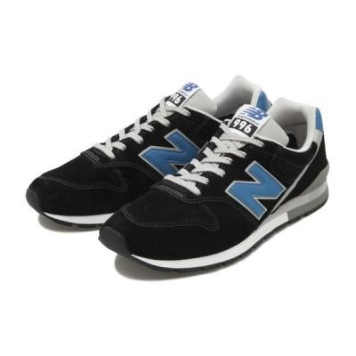 New Balance ニューバランス CM996PSB(D) BLACK/BLUE(PSB)