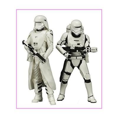 【送料無料】Kotobukiya Star Wars First Order Snowtrooper & Flametrooper (2 Pack)【並行輸入品】