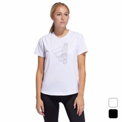アディダス adidas レディース トレーニング 半袖 Tシャツ W D2M TECH BOS Tシャツ IEL31 【2021SS】