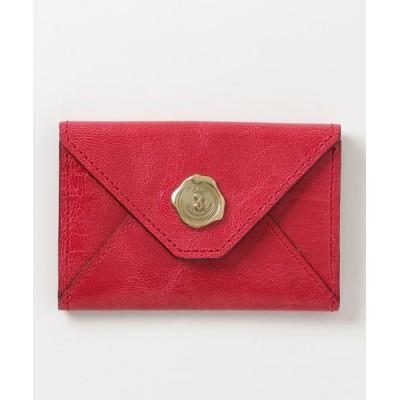 Scrap Book / LAGLAIA / 【SAN HIDEAKI MIHARA】レターカードケース WOMEN 財布/小物 > カードケース