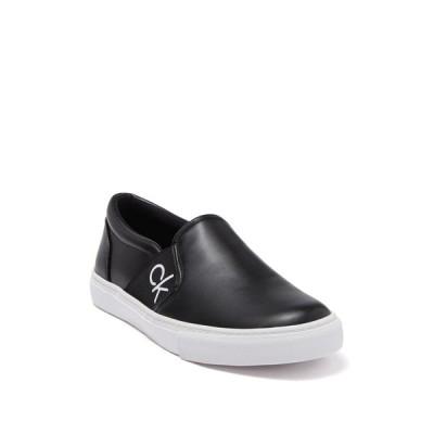 カルバンクライン レディース スニーカー シューズ Gaia Slip-On Sneaker BLMLL