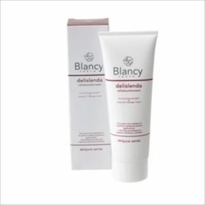 New Blancy【BTデリスレクリーム】3つのお肌引き締め成分配合 セルライト 120g 日本製 (ボディクリーム マッサージクリーム足 マッ