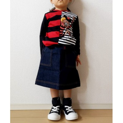 realize / 【63】【GRAMICCI】KIDS DENIM MOUNTAIN SKIRT KIDS スカート > デニムスカート