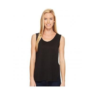 ExOfficio エクスオフィシオ レディース 女性用 ファッション トップス シャツ Wanderlux Tank Top - Black