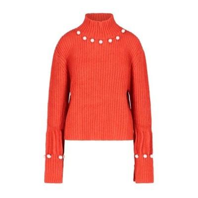 J.W.アンダーソン レディース ニット&セーター アウター JW Anderson Pearl Embellished Sweater -