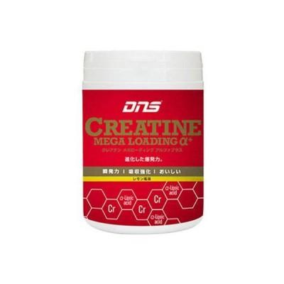 DNS クレアチン CREATINE メガローディング アルファ+ 210g 【サプリメント】【プロテイン】【ディーエヌエス】