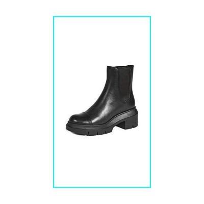 Stuart Weitzman レディース Norah ラグソールブーツ US サイズ: 6 カラー: ブラック
