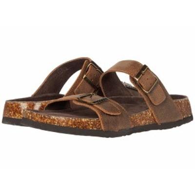 ローパー レディース サンダル シューズ Jezebel Brown Oiled Vintage Leather 2