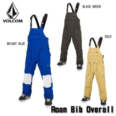 ボルコム ウェア オーバーオール 21-22 VOLCOM Roan Bib Overall G1351909 2022 予約 メンズ 日本正規品