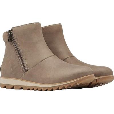 ソレル Sorel レディース ブーツ シューズ・靴 Harlow Zip Boot Khaki II