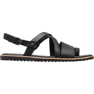 ソレル レディース サンダル シューズ SOREL Women's Ella Criss Cross Sandals