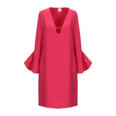 ピンコ PINKO ミニワンピース&ドレス フューシャ 40 ポリエステル 100% ミニワンピース&ドレス