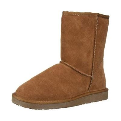 [Bayton] レディース フェアフィールド ファッションブーツ US サイズ: 9 カラー: ブラウン【並行輸入品】