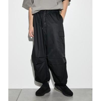 PUBLIC TOKYO / コットンツイルバルーンカーゴパンツ MEN パンツ > カーゴパンツ