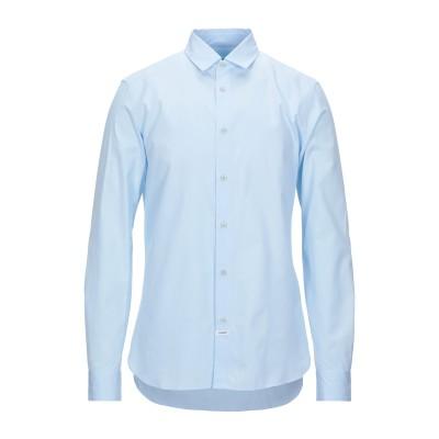 ケンゾー KENZO シャツ スカイブルー XS 指定外繊維(紙) 100% シャツ