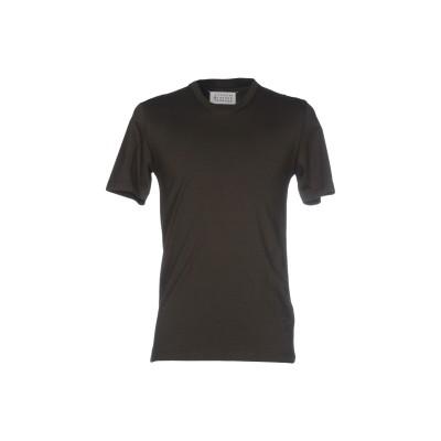 メゾン マルジェラ MAISON MARGIELA T シャツ ミリタリーグリーン 44 コットン 100% T シャツ