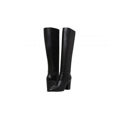 STEVEN NEW YORK スティーブンニューヨーク レディース 女性用 シューズ 靴 ブーツ ロングブーツ Limo - Black