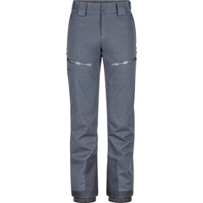 マーモット Marmot メンズ スキー・スノーボード ボトムス・パンツ Schussing Featherless Pants Steel Onyx