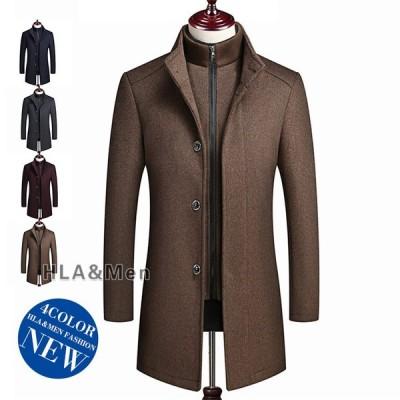 チェスターコート メンズ ビジネスコート コート アウター 厚手コート 紳士服 ビジネス 40代 50代