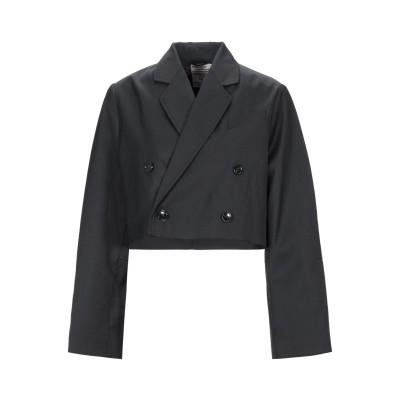 BAUM UND PFERDGARTEN テーラードジャケット ブラック 42 ポリエステル 89% / レーヨン 11% テーラードジャケット