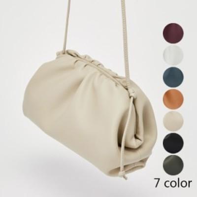 ハーフムーン バッグ ショルダーバッグ 本革 半月型  トレンド ミニバッグ 鞄 レディース おしゃれ 斜めがけ 人気 シンプル 送料無料