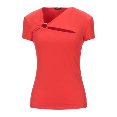 MARCIANO T シャツ レッド XS ポリエステル 92% / ポリウレタン 8% T シャツ