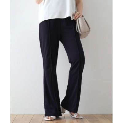 Futierland&SASA / ポンチカラーフレアパンツ WOMEN パンツ > スラックス