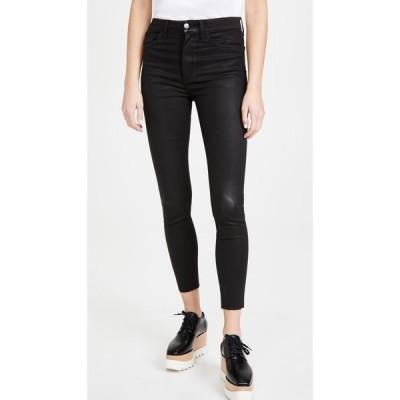 ジョーズジーンズ Joe's Jeans レディース ジーンズ・デニム ボトムス・パンツ The Charlie Ankle Coated Jeans Black