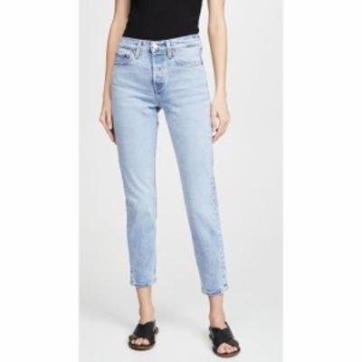 リーバイス Levis レディース ジーンズ・デニム ボトムス・パンツ Wedgie Icon Fit Jeans Tango Light