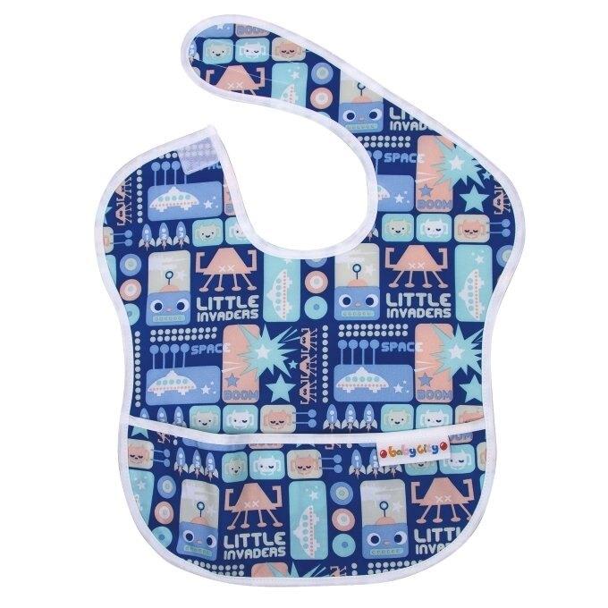 【任二入95折】Baby City娃娃城 - 防水圍兜 (6個月-2歲)
