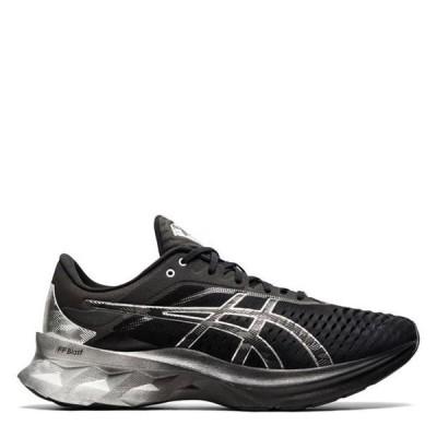アシックス シューズ メンズ ランニング Novablast Platinum Running Shoes Mens