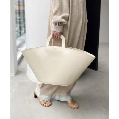 レディース アパルトモン 【LAUREN MANOOGIAN/ローレン マヌージアン】Leather Bag ホワイト フリー