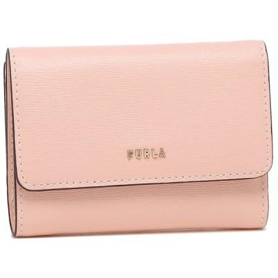 フルラ 折財布 レディース バビロン ミニ財布 FURLA PCZ0UNO B30000 1BR00 ピンク