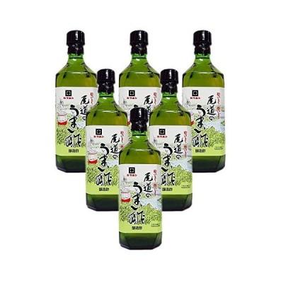 【尾道造酢】カクホシ 尾道のうまい酢 500ml×6本セット