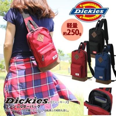 送料無料 ショルダーバッグ Dickies ディッキーズ ワンショルダーバッグ 12-6595