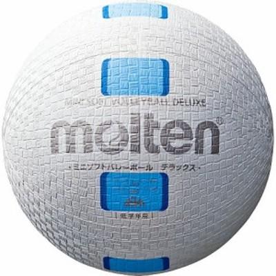 モルテン バレーボール ソフトバレーボール ミニソフトバレーデラックス S2Y1500-WC