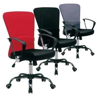 多機能 チェア オフィスチェア パソコンチェア キャスター付き 高さ調節 昇降式 回転 ワークチェアー 椅子 イス いす メッシュ