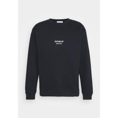 ドンダップ メンズ パーカー・スウェットシャツ アウター Sweatshirt - navy navy