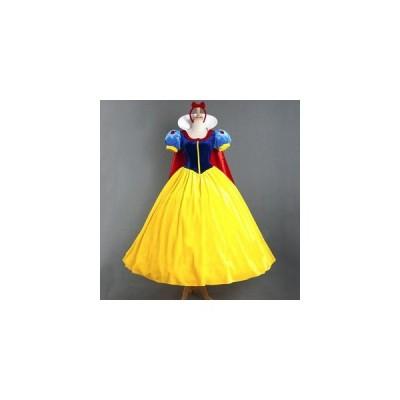 クリスマスコスプレ白雪姫衣装レディース白雪姫ワンピースロング丈ドレス大人女王魔女コスプレ衣装コスチューム仮装サンタ衣装パーディー