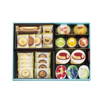 お中元 夏ギフト 神戸風月堂 ゴーフルコレクション GCD50A|早得 ポイント10倍 送料込み 菓子 スイーツ