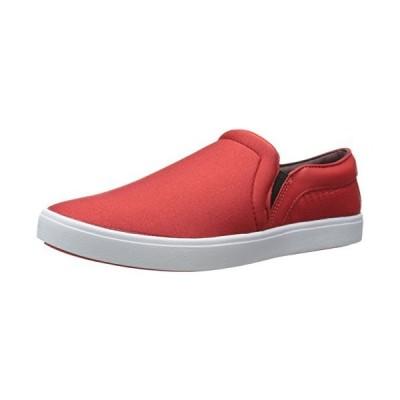 Creative Recreation Men's Capo Fashion Sneaker, Red/White, 10.5 M US