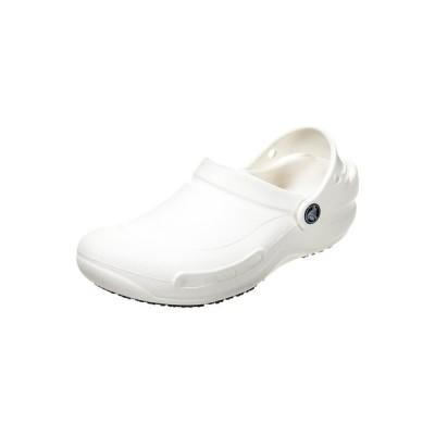 クロックス サンダル メンズ シューズ BISTRO - Clogs - white