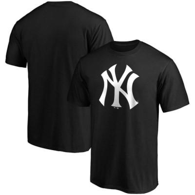 ニューヨーク・ヤンキース Fanatics Branded Official Logo T-シャツ - Black