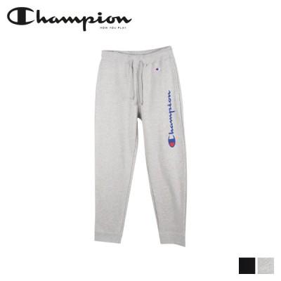 チャンピオン Champion スウェット パンツ メンズ SWEAT PANT ブラック グレー 黒 C3-Q203