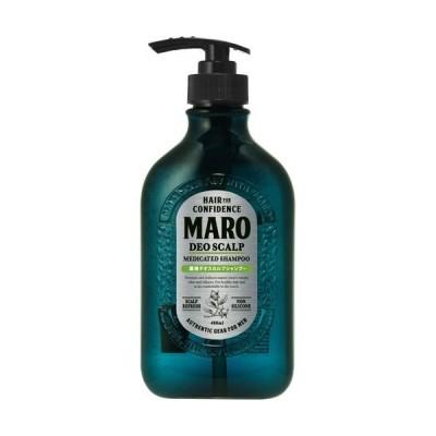 マーロ 薬用デオスカルプシャンプー グリーンミントの香り│シャンプー 育毛・スカルプシャンプー 東急ハンズ