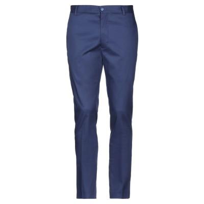 グレイ ダニエレ アレッサンドリーニ GREY DANIELE ALESSANDRINI パンツ ブルー 46 コットン 97% / ポリウレタン