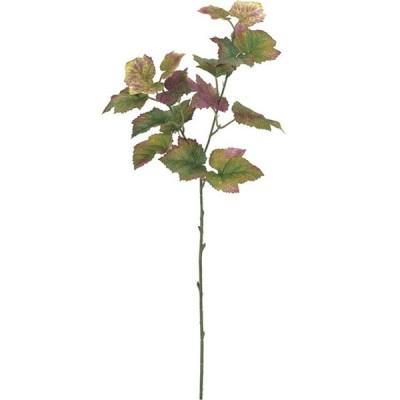 ミレーヌグレープリーフ RED/GR 造花 グリーン リーフ 多肉植物 グレープリーフ